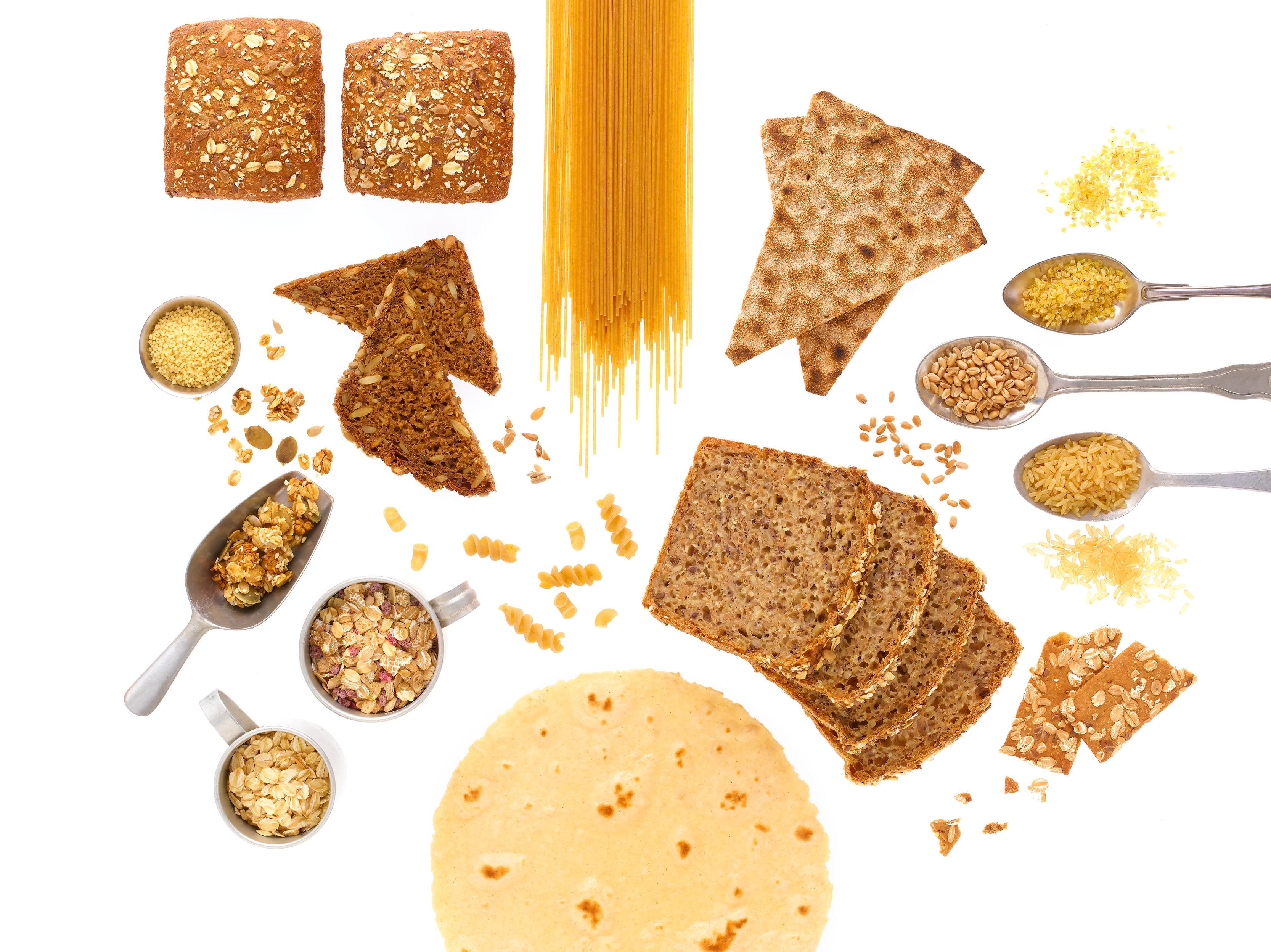 Korn og kornprodukter