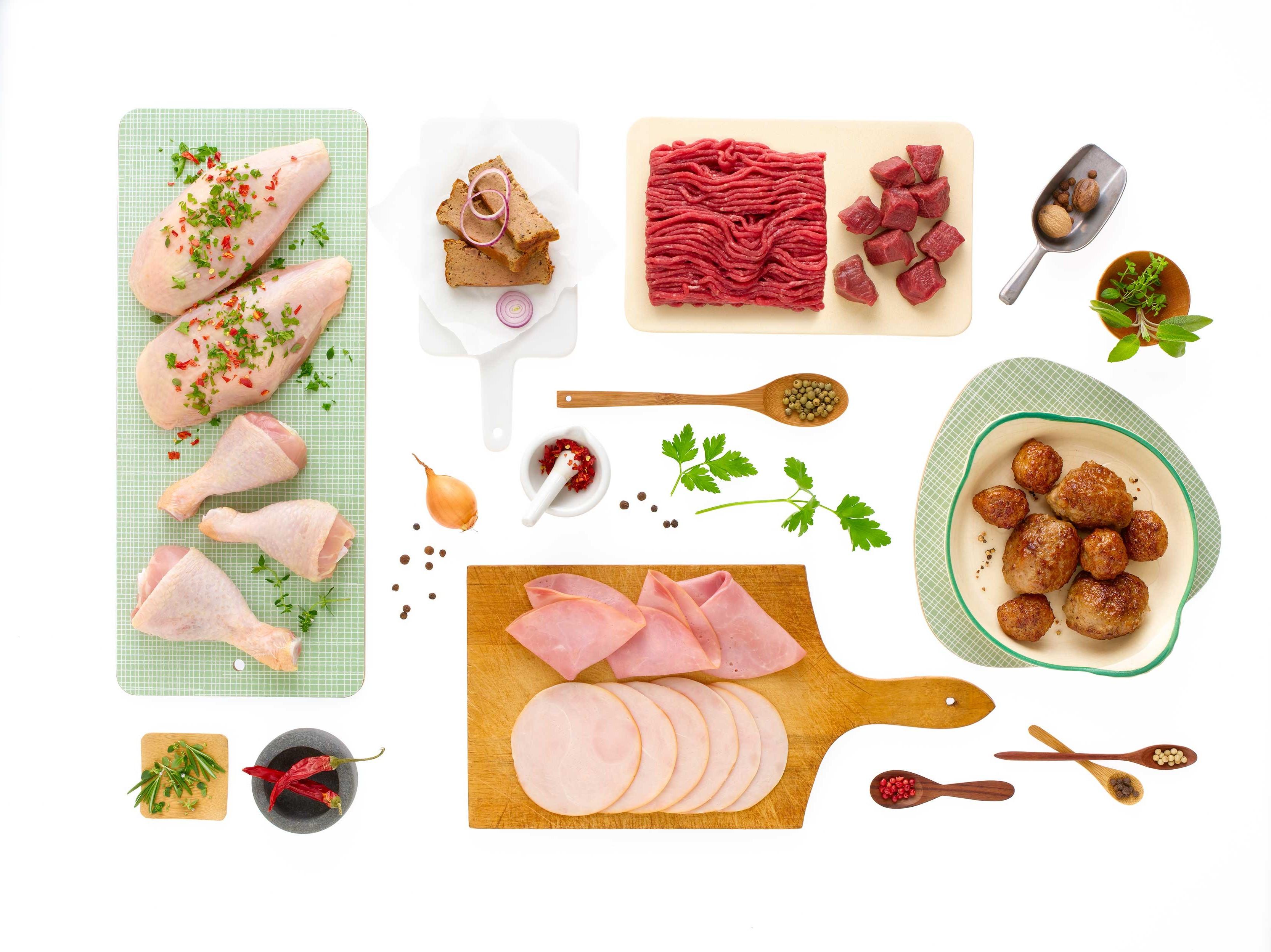 Kostråd: velg magert kjøtt