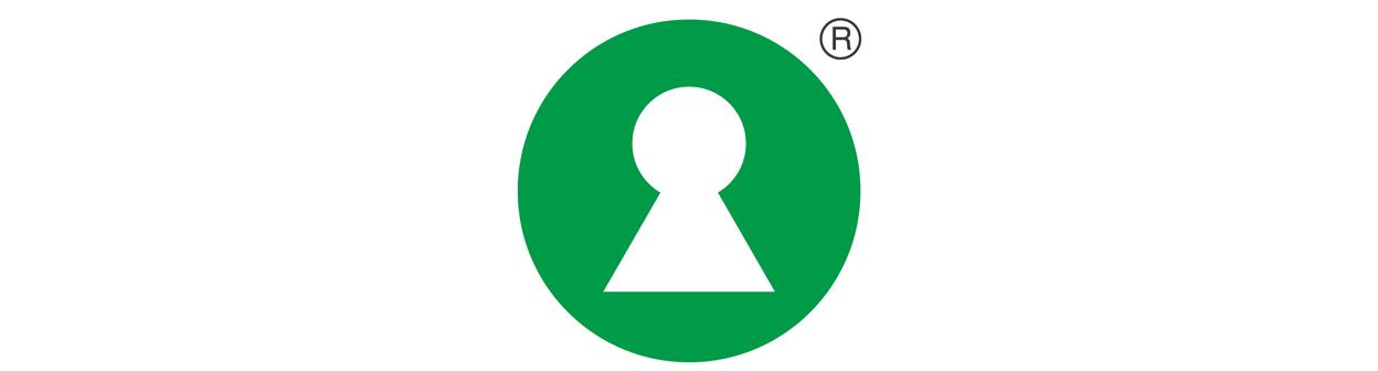 Nøkkelhullet logo