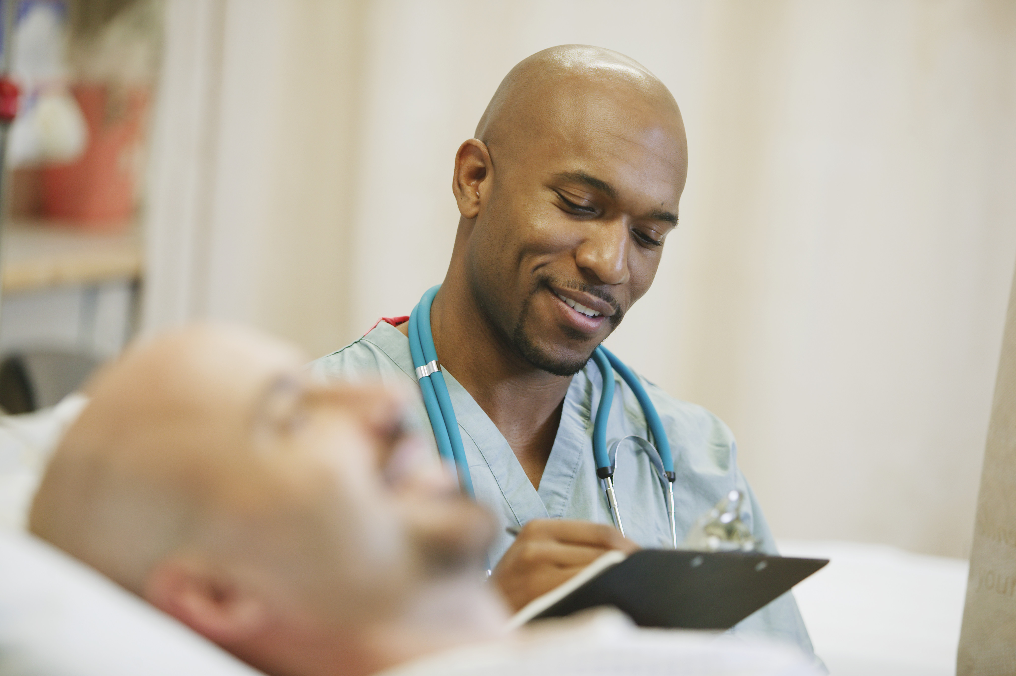 Kjernejournal er utviklet av Helsedirektoratet og følger myndighetenes krav til sikkerhet og personvern.