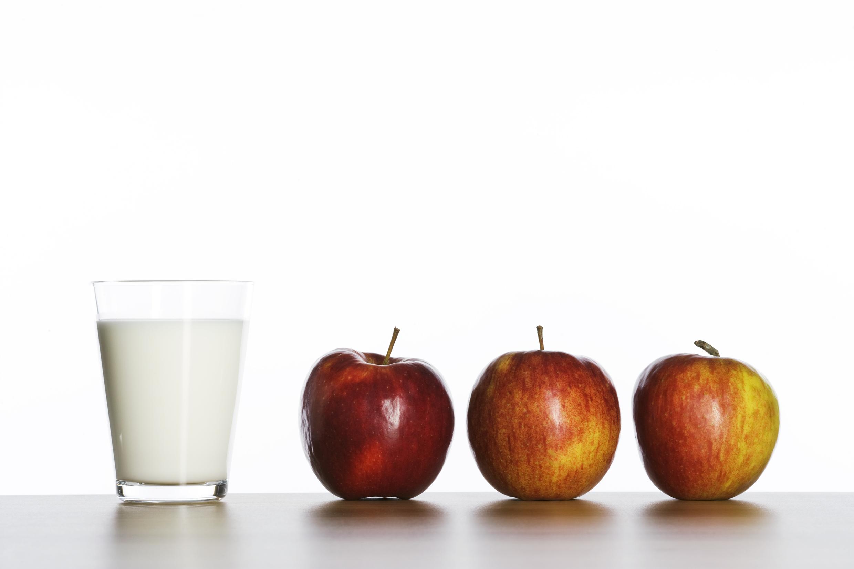 Melk og meieriprodukter gir viktige næringsstoffer til kostholdet.