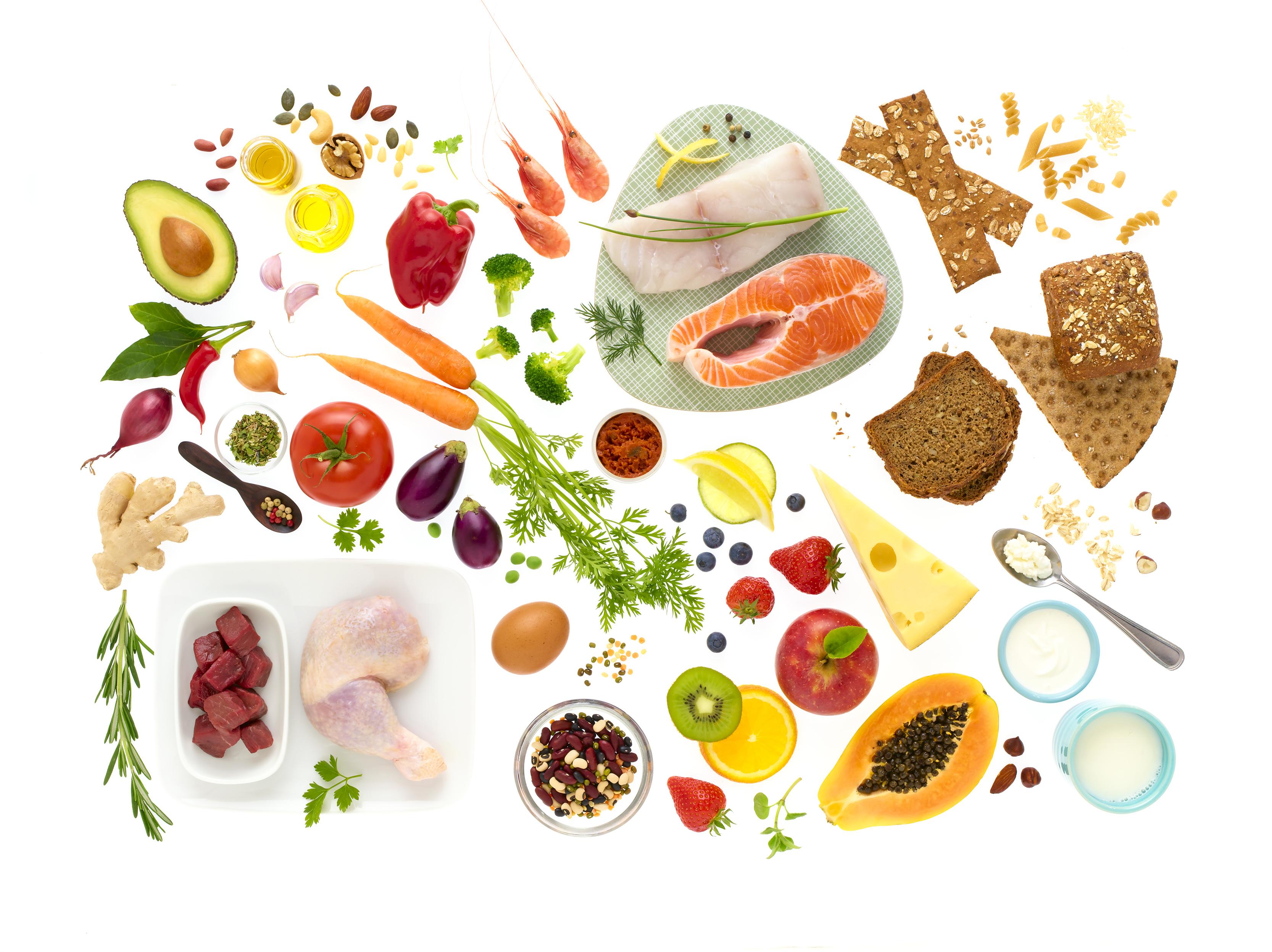 Masse sunn mat - slik følger du kostrådene fra Helsedirektoratet