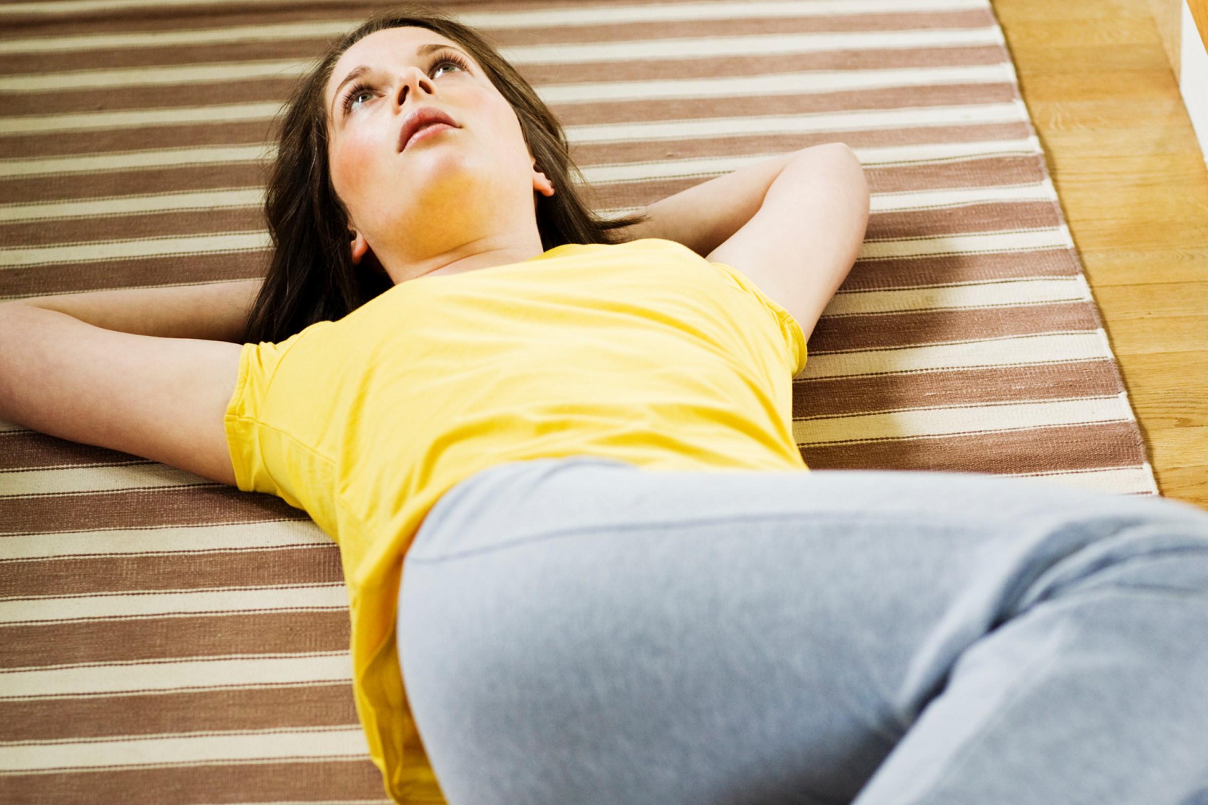 Livmorknuter er vanligvis ufarlige og gir ofte ingen symptomer.
