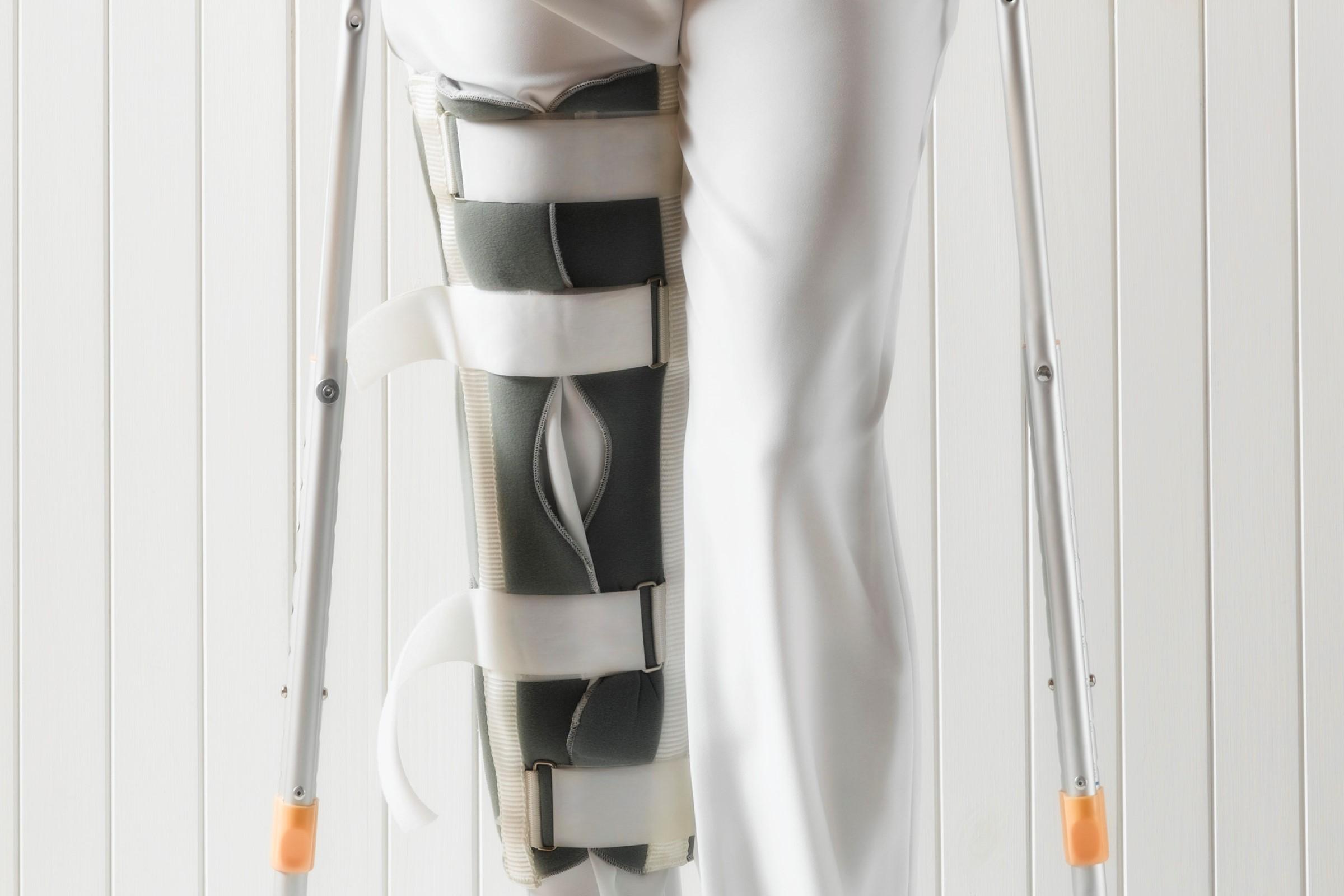 Avrivning av det fremre korsbåndet er en vanlig idrettsskade.