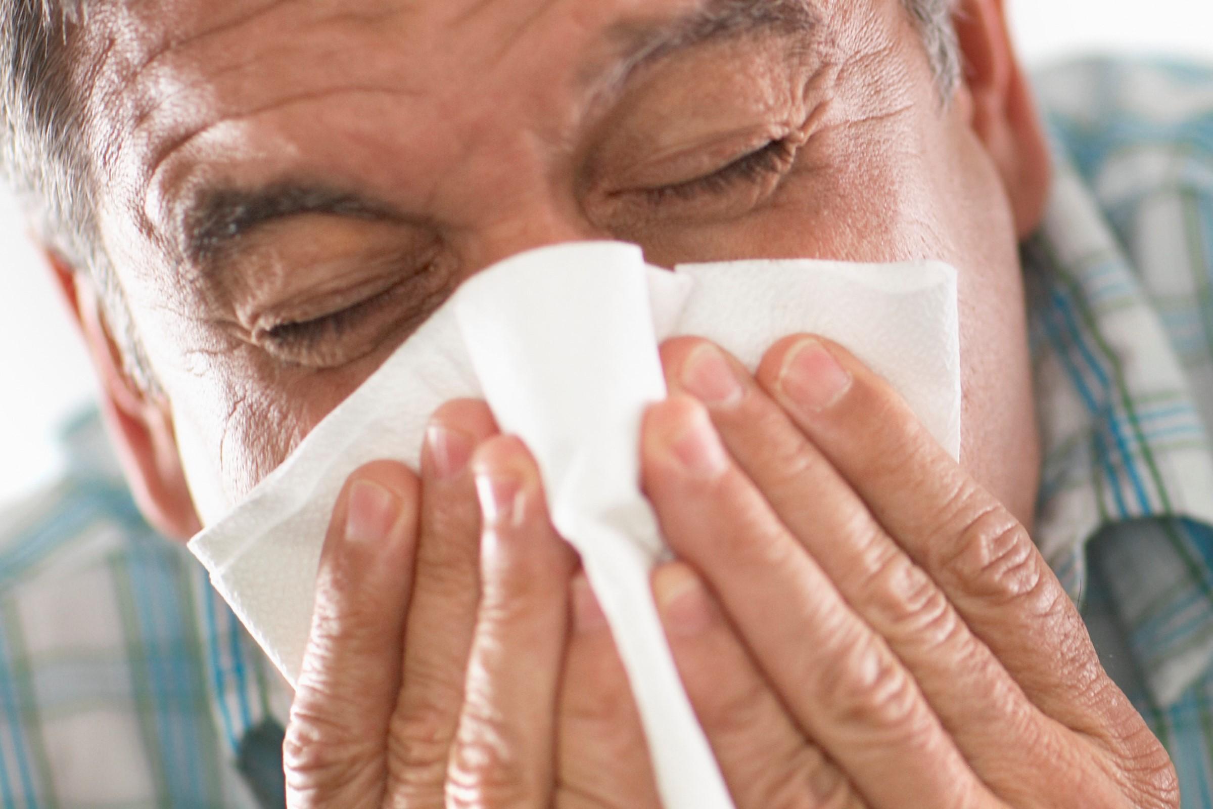 Lungebetennelse er en infeksjonen som skaper betennelse i lungene og gjør det vanskeligere å puste.