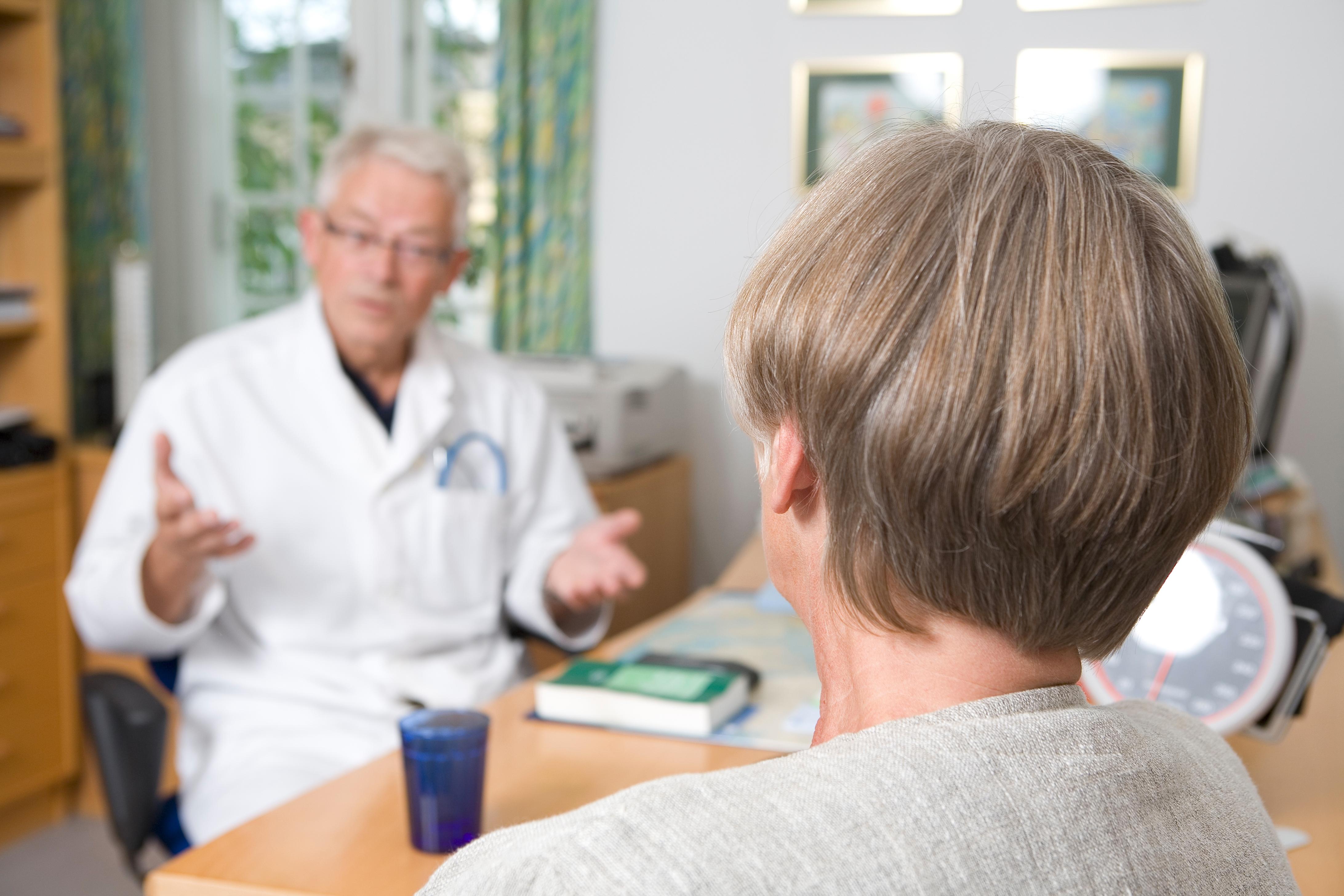 kreft og behandling