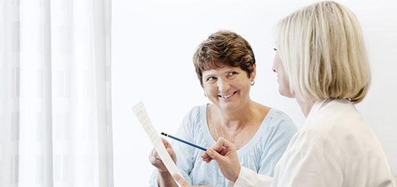 Pasient, fastlege og medisinliste
