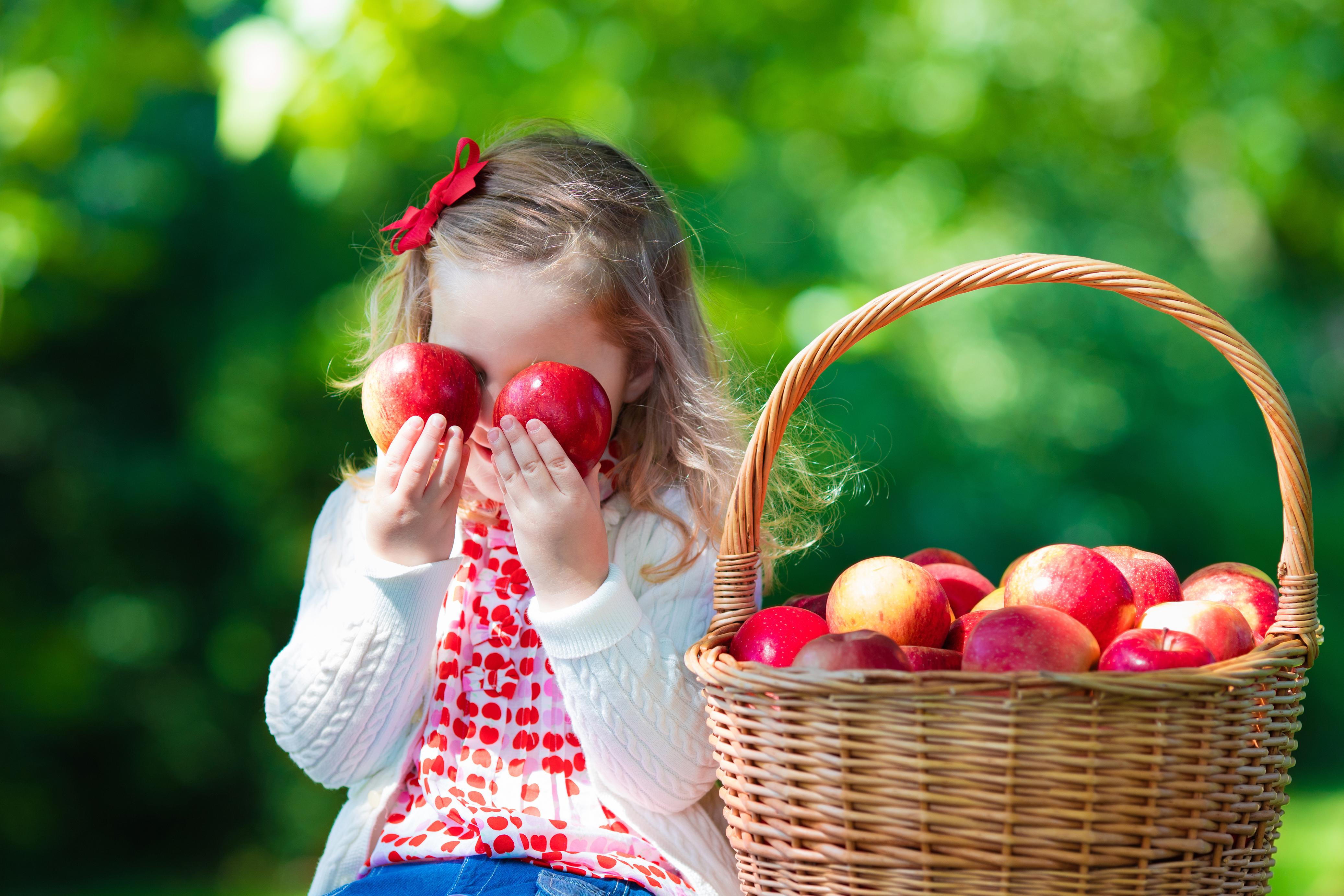 For de minste barna gjelder stort sett de samme kostrådene som for voksne.
