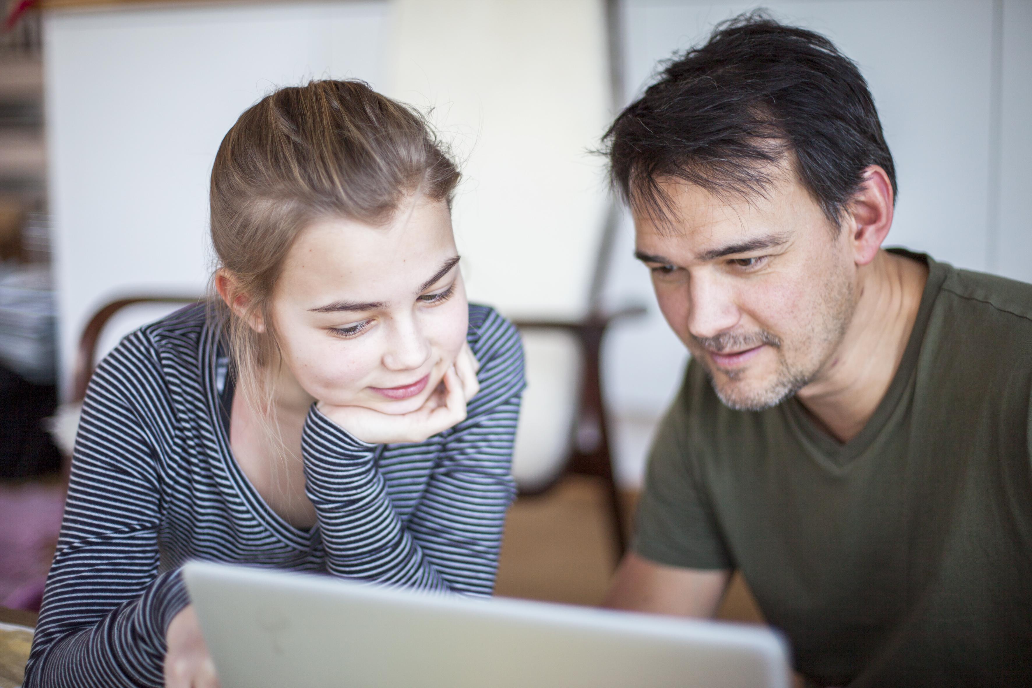 Datter og far velger behandlingssted