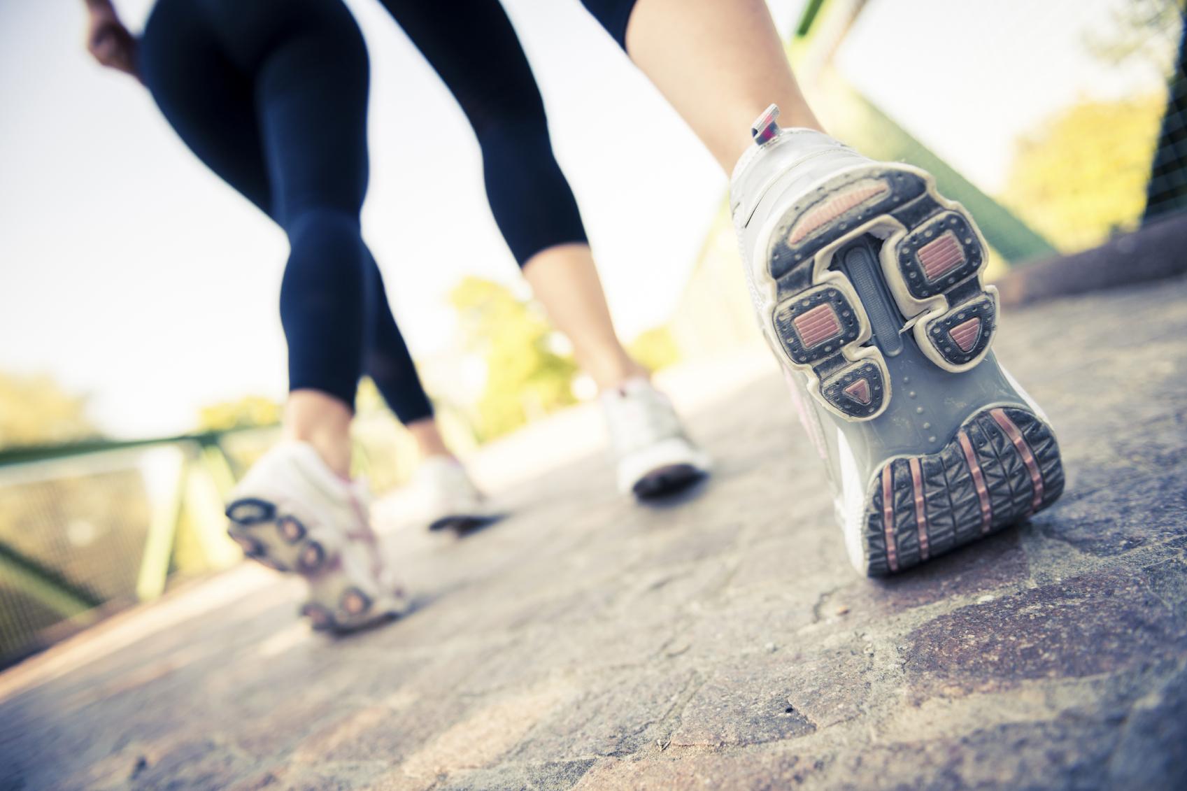 Fysisk aktivitet for alle aldre er viktig