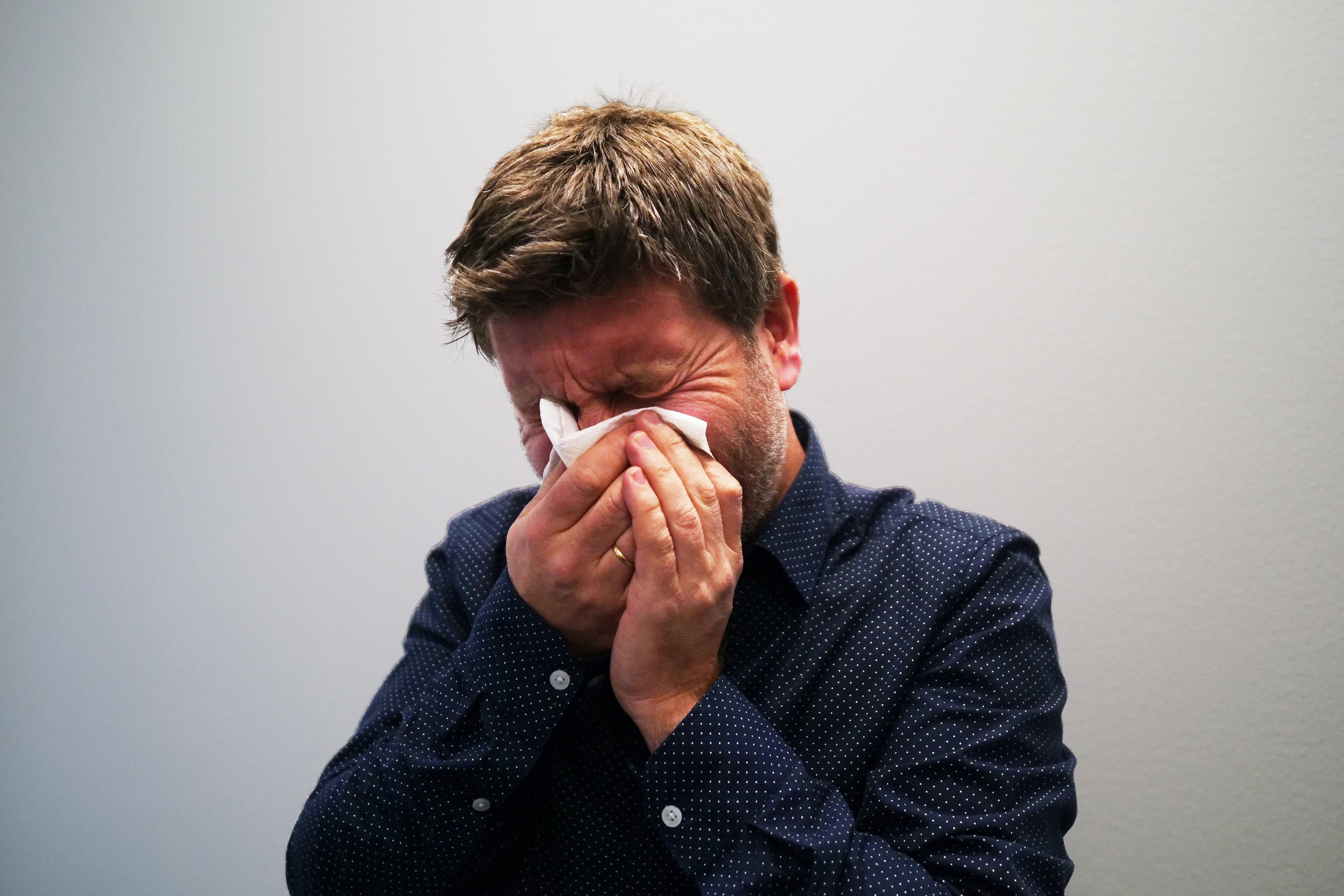 Testing Symptomer Og Naerkontakter Helsenorge No