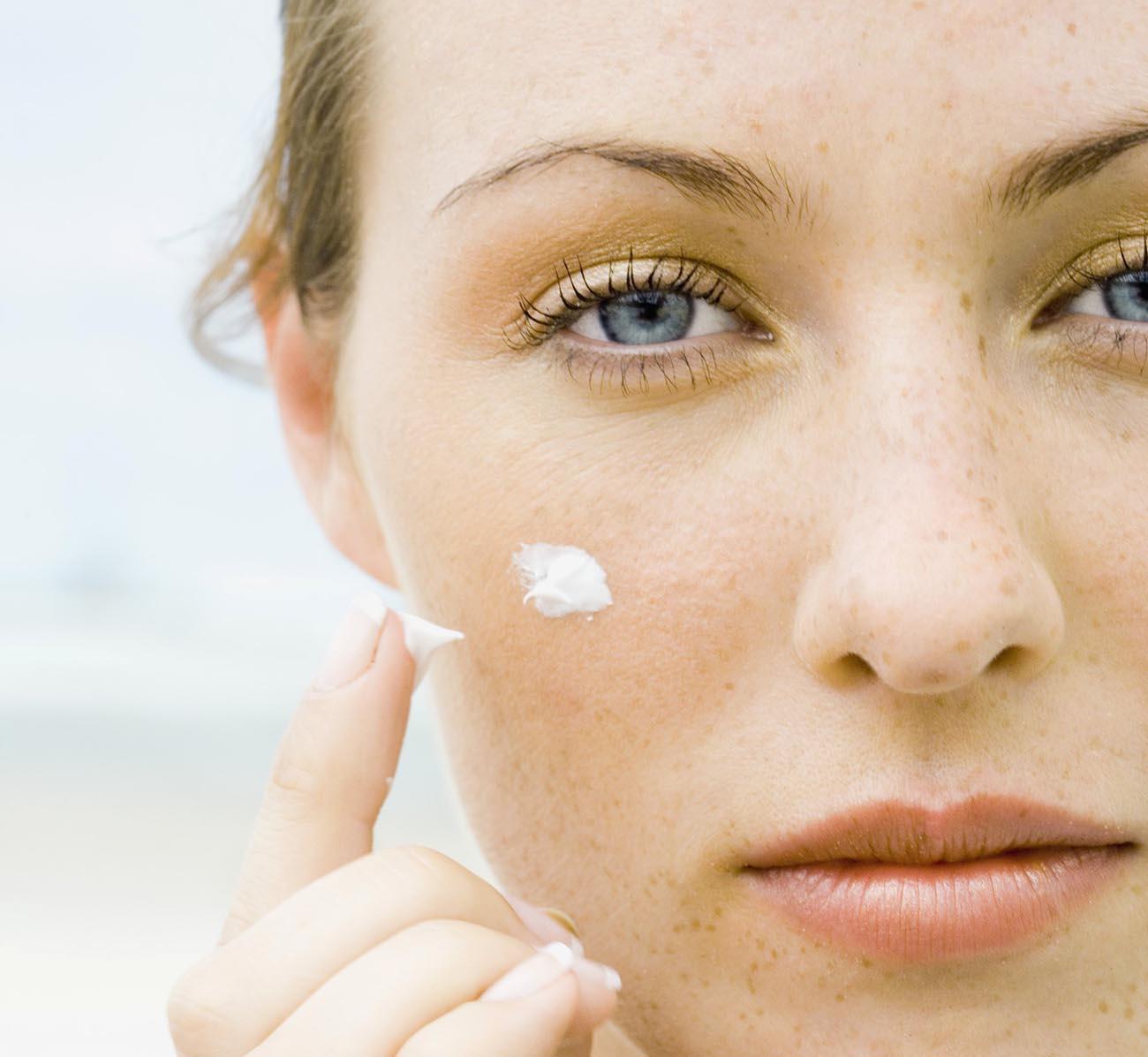 Beskytt huden for å iunngå føflekkreft